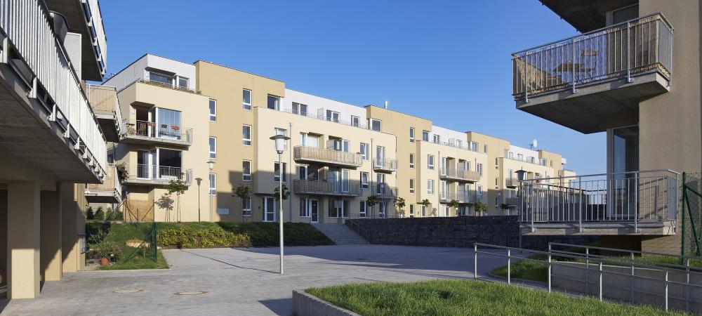 Bytové domy U Vodojemu 2, Brandýs nad Labem